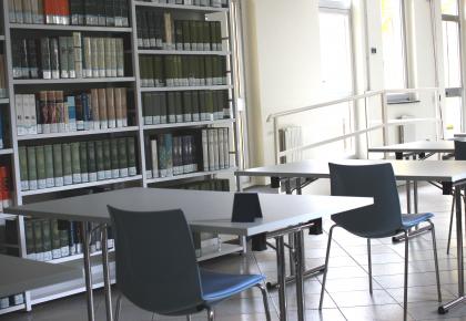 Sala di Consultazione, foto